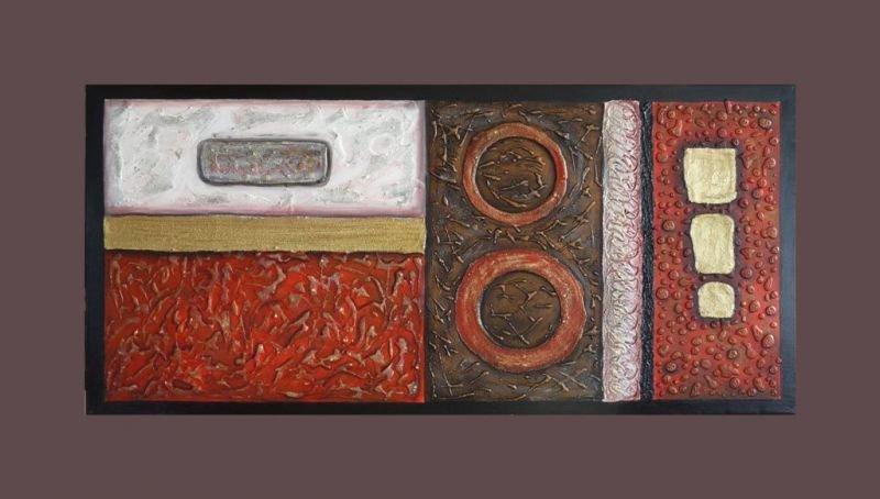 Cr artstyle peinture art d co archive du blog tableau contemporain co - Peinture avec relief ...